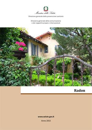 Radon| Opuscolo tecnico del Ministero della Salute ...