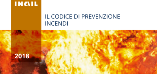 il codice di prevenzione incendi inail
