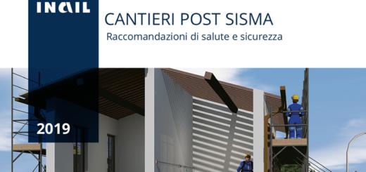 cantieri post sisma raccomandazioni salute e sicurezza ftd