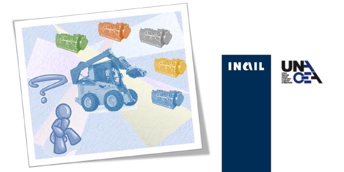 accoppiamento sicuro tra macchina base e attrezzatura intercambiabile
