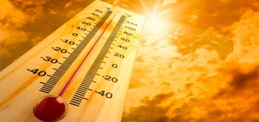 rischio colpo di calore