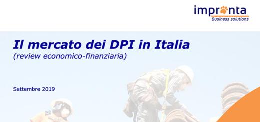Il mercato dei DPI in Italia Impronta