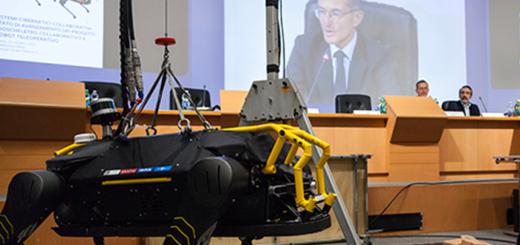 robotica e tecnologie indossabili