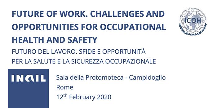 conferenza internazionale il futuro del lavoro