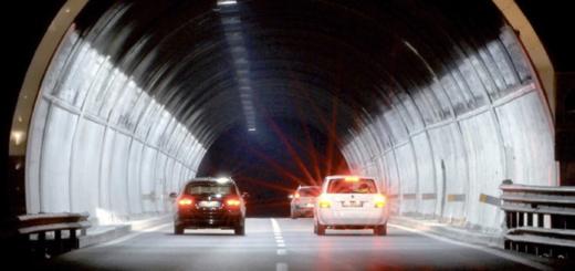 incidenti nelle gallerie stradali