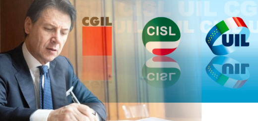 Protocollo CGIL CISL UIL Coronavirus