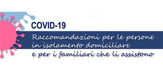 raccomandazioni ISS coronavirus