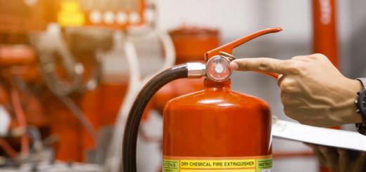 codice di sicurezza antincendio