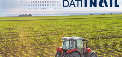 dati inail settore agricolo