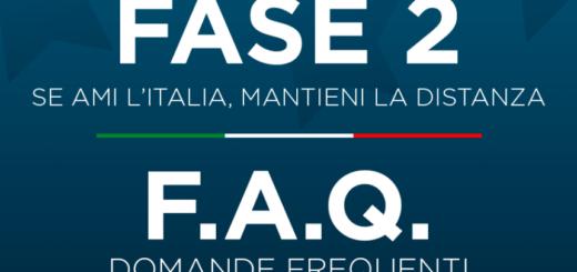 Covid-19 FASE 2 le misure del governo