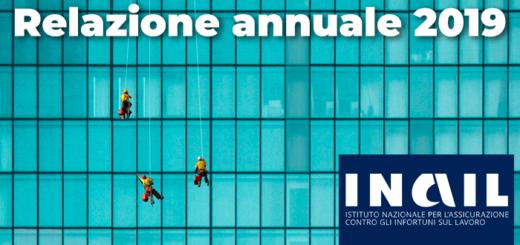 Relazione annuale infortuni sul lavoro 2019