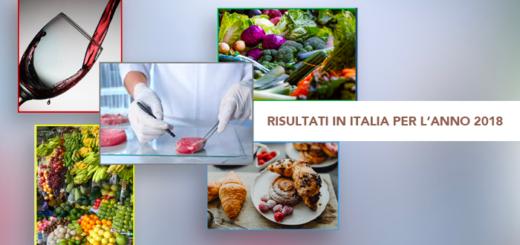 residui fitosanitari negli alimenti
