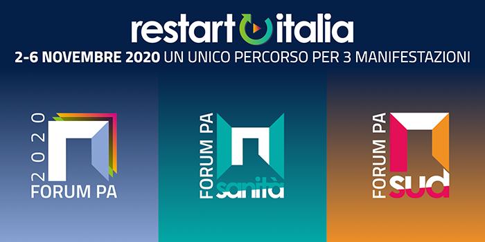 L Inail A Forum Pa 2020 Restart Italia Focus Sullo Smart Working E Analisi Dei Dati Covid 19 Repertoriosalute